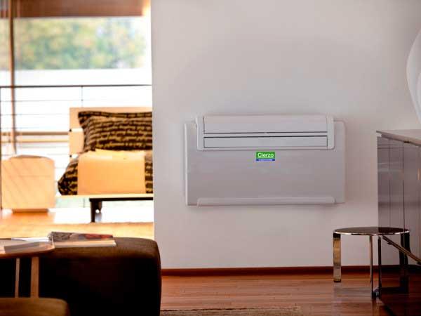 es necesario que se realice un intercambio de aire entre el exterior y el interior, por lo que incorpora dos tubos a través de las cuales se produce el intercambio de aire.