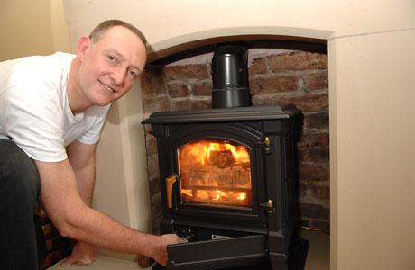 La calefacción por biomasa tambien se puede aplicar de manera colectiva
