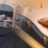 ¿Cuál elegir? suelo radiante eléctrico ó por agua