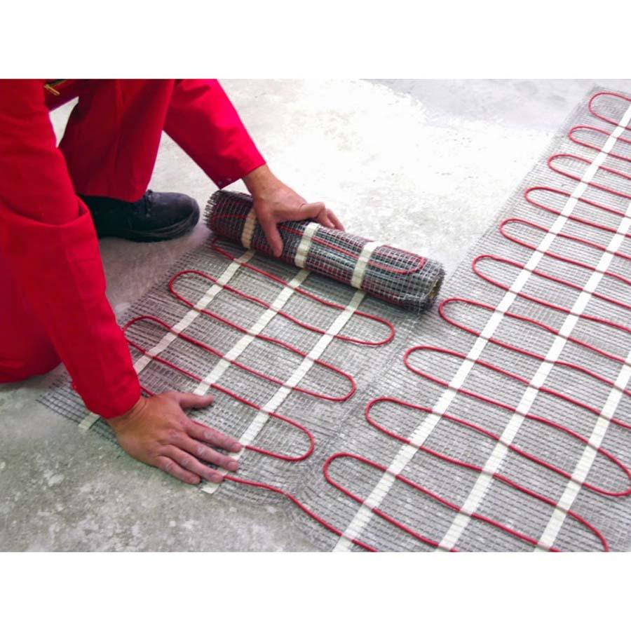 Las ventajas y desventajas de instalar calefacci n por - Calefaccion por hilo radiante ...
