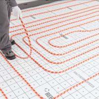 Las ventajas y desventajas de instalar calefacción por suelo radiante
