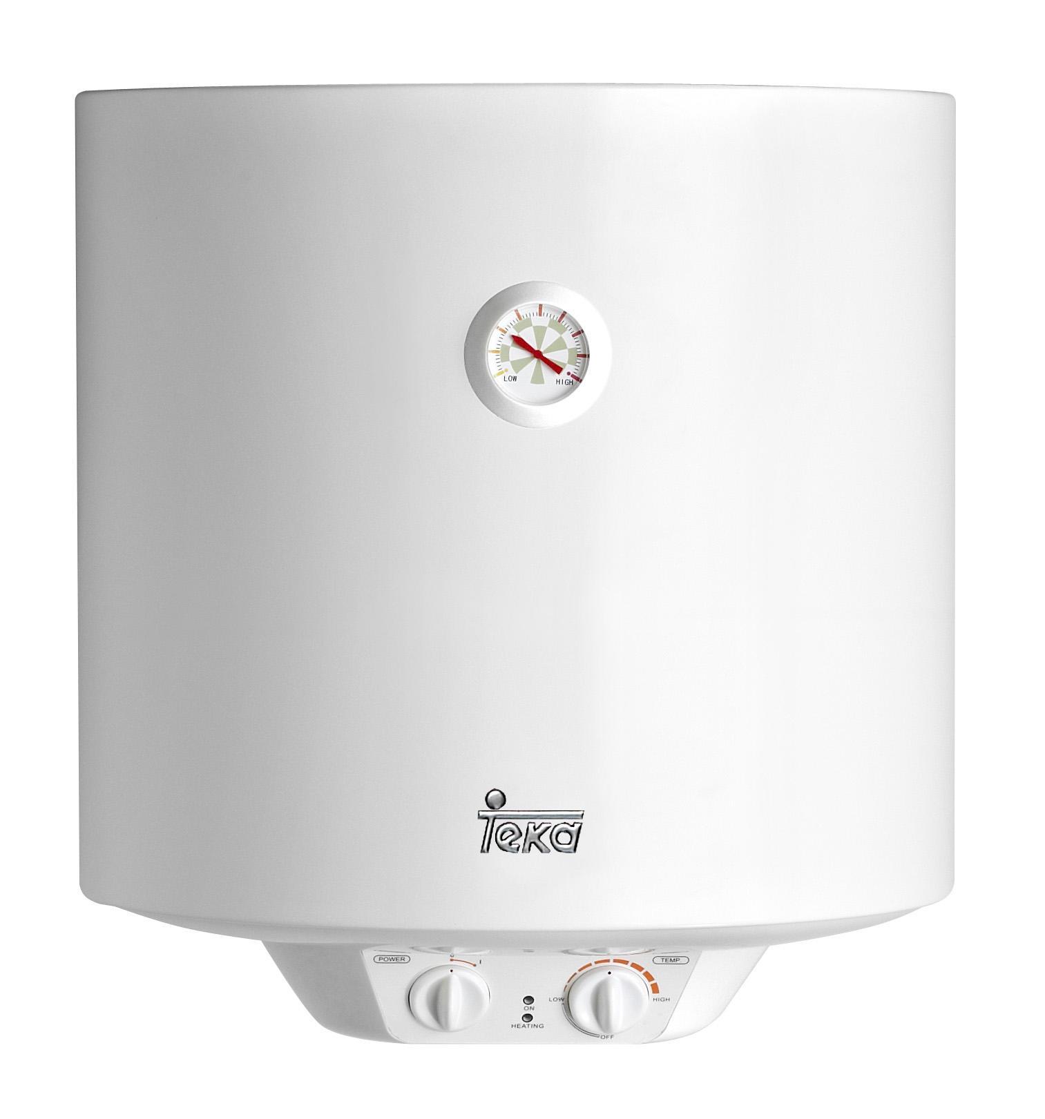 hoy día existen  termos eléctricos que son programables. Estos termos eléctricos de última generación incorporan funciones digitales que permiten una gestión más eficiente en la producción de agua caliente.