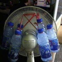 Para combatir el calor, alternativas al aire acondicionado